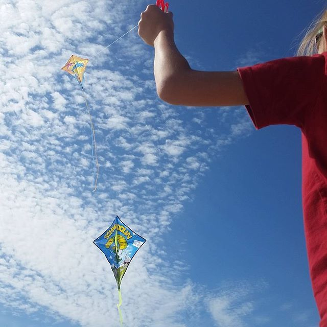 Did you know? There is a kite festival every summer in #RegionStavanger photo via @selinaroskam