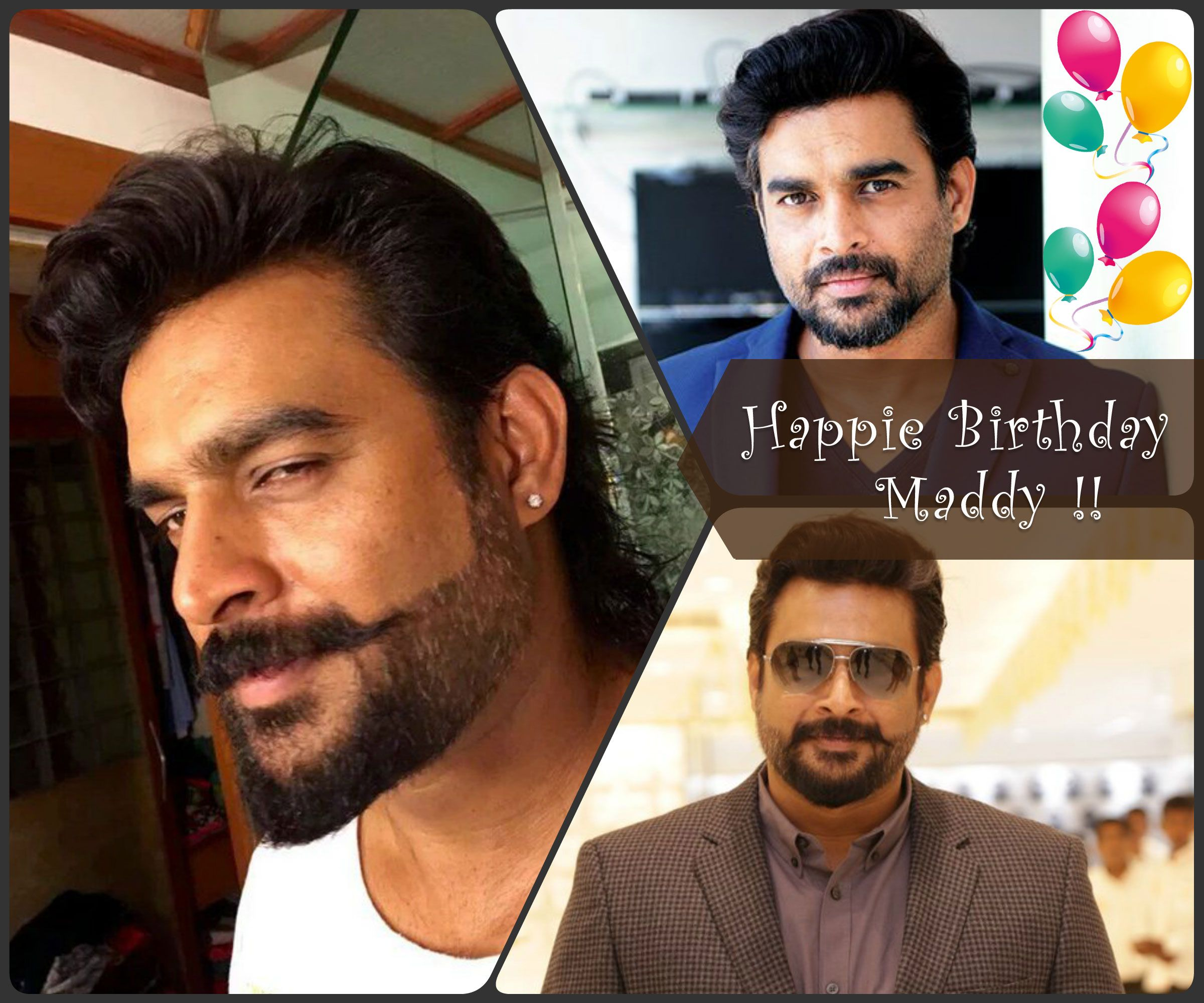 Image result for madhavan birthday card