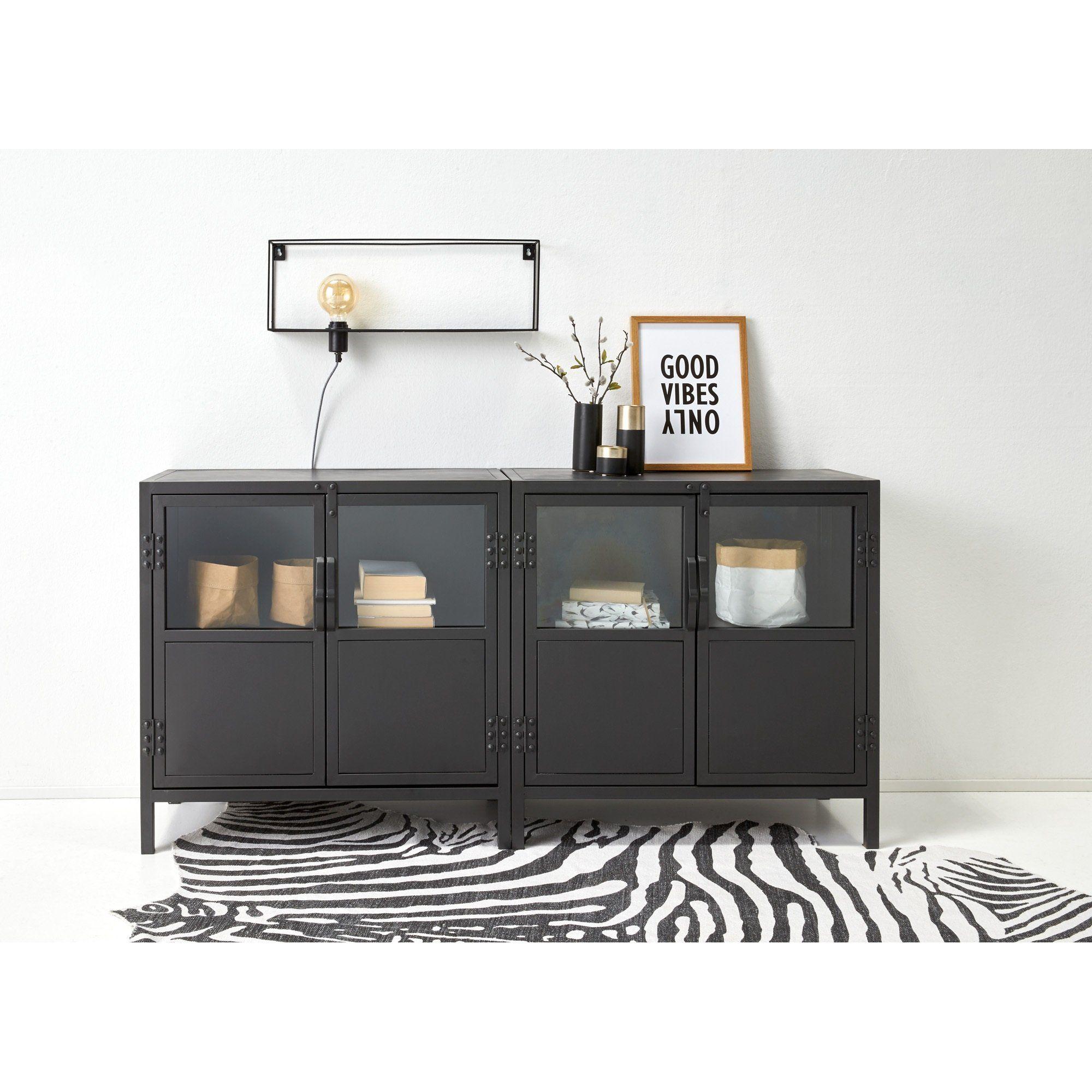 Kwantum Tv Meubel.Metalen Opbergkast Castello Kwantum Home Decor Apartment