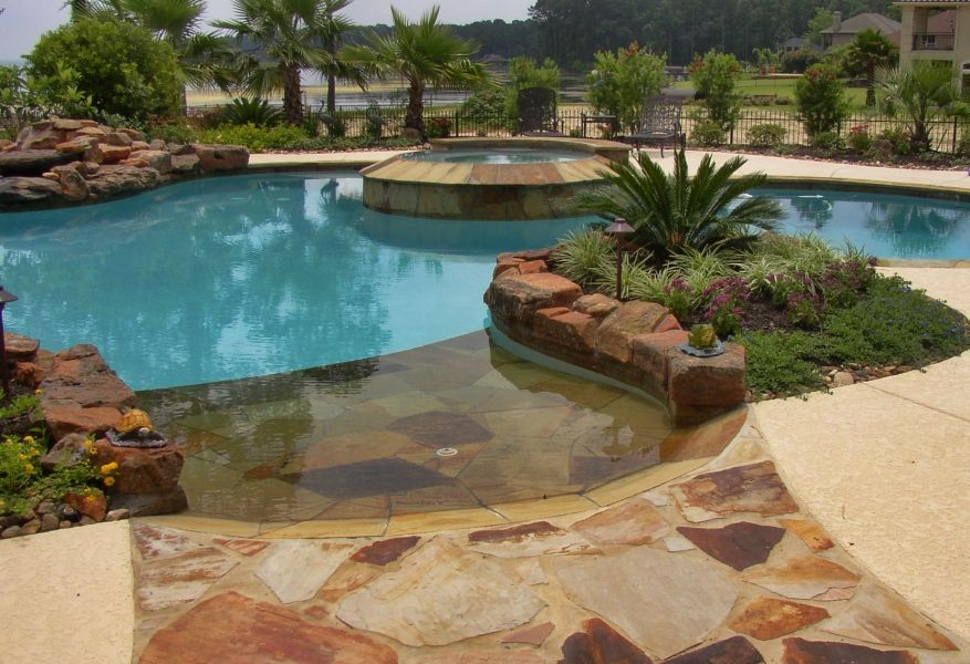 Zero Level Pools are Number One in Trends for Summer