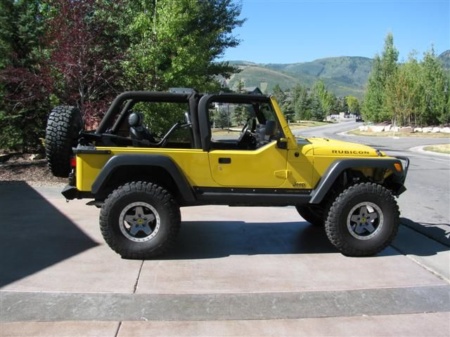 2006 Lj Highline Nth W Dual Tops For Sale Sold American