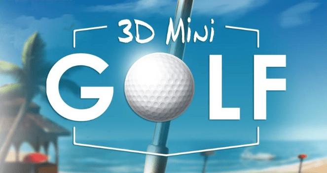 Resultado de imagem para 3D MiniGolf switch