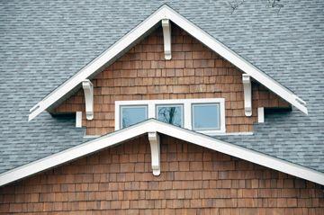 Exterior Corbel Nantucket Hampton Style Wainscoting