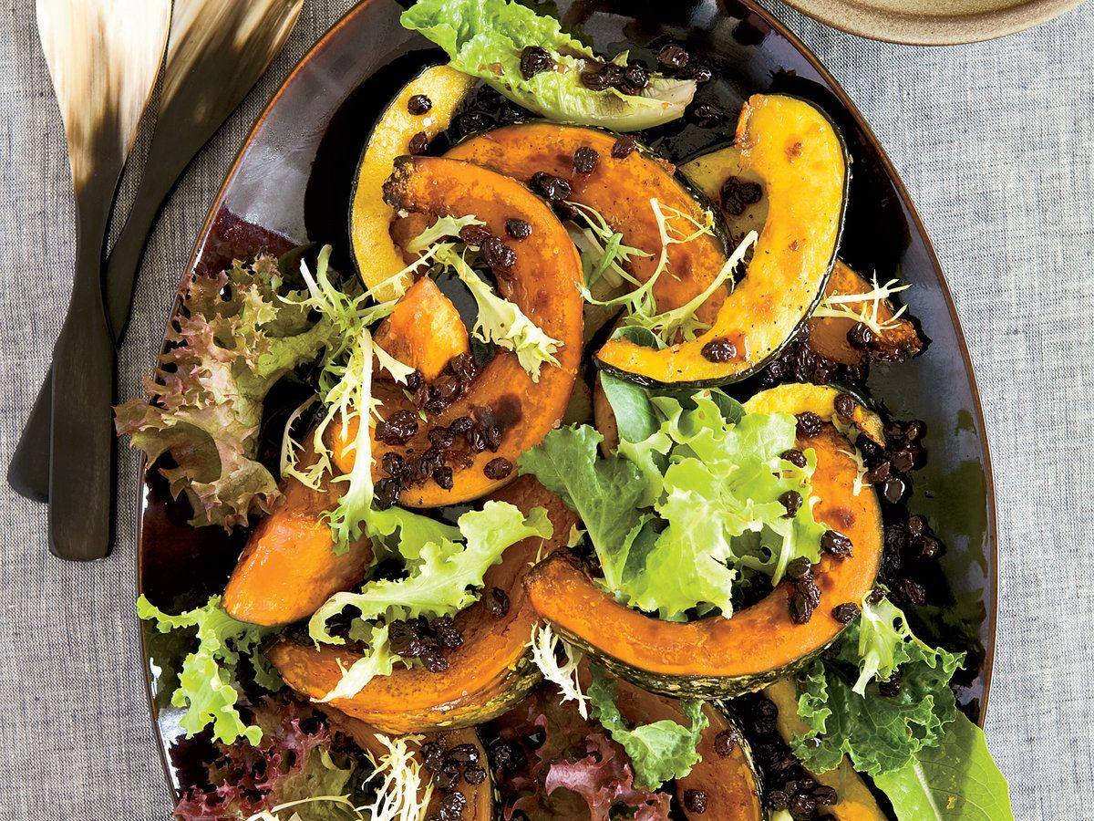 Ginger roasted winter squash squash food wine and food food forumfinder Images