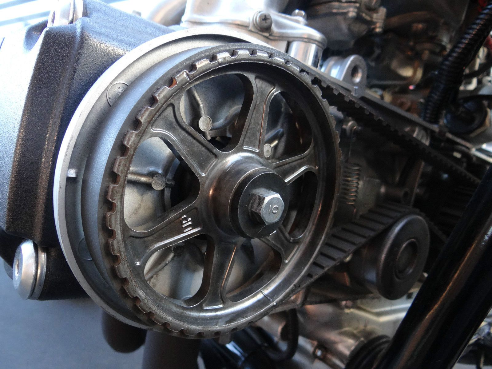 Bobber Cafe Racer Honda Goldwing WAR BIRD