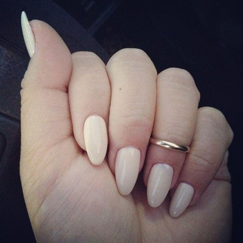 Almond Shaped Nails Tumblr Cute Nail Ideas Almond Shape Nails Nails Tumblr White Lines On Nails