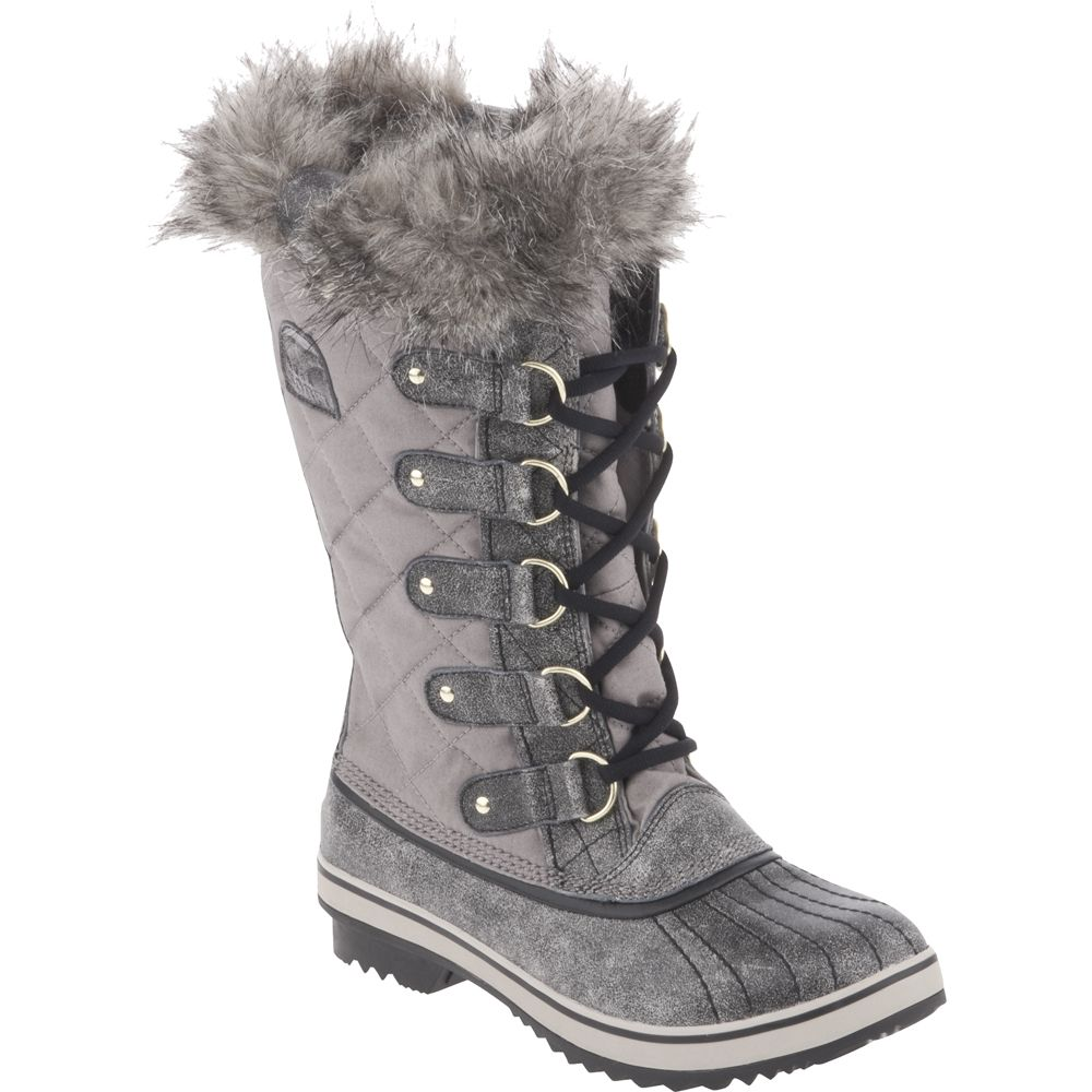 Chaussures à lacets Sorel Tofino noires fille cpWc4k