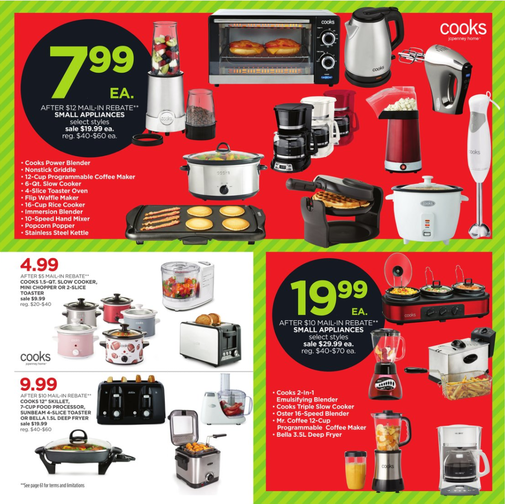 Jcpenney Black Friday 2018 Ads And Deals Browse The Jcpenney Black Friday 2018 Ad Scan And The Complete Product By Product Sales Listing Jcpenney Blackfriday