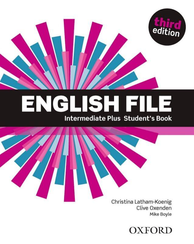 English File Intermediate Plus Student S Book 3rd Libro Ingles