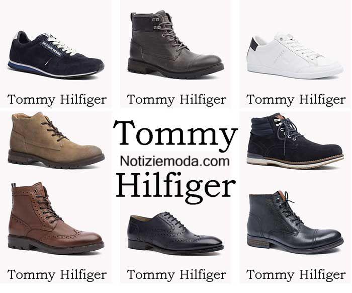 Scarpe Tommy Hilfiger autunno inverno 2016 2017 uomo  5bd6abec89a