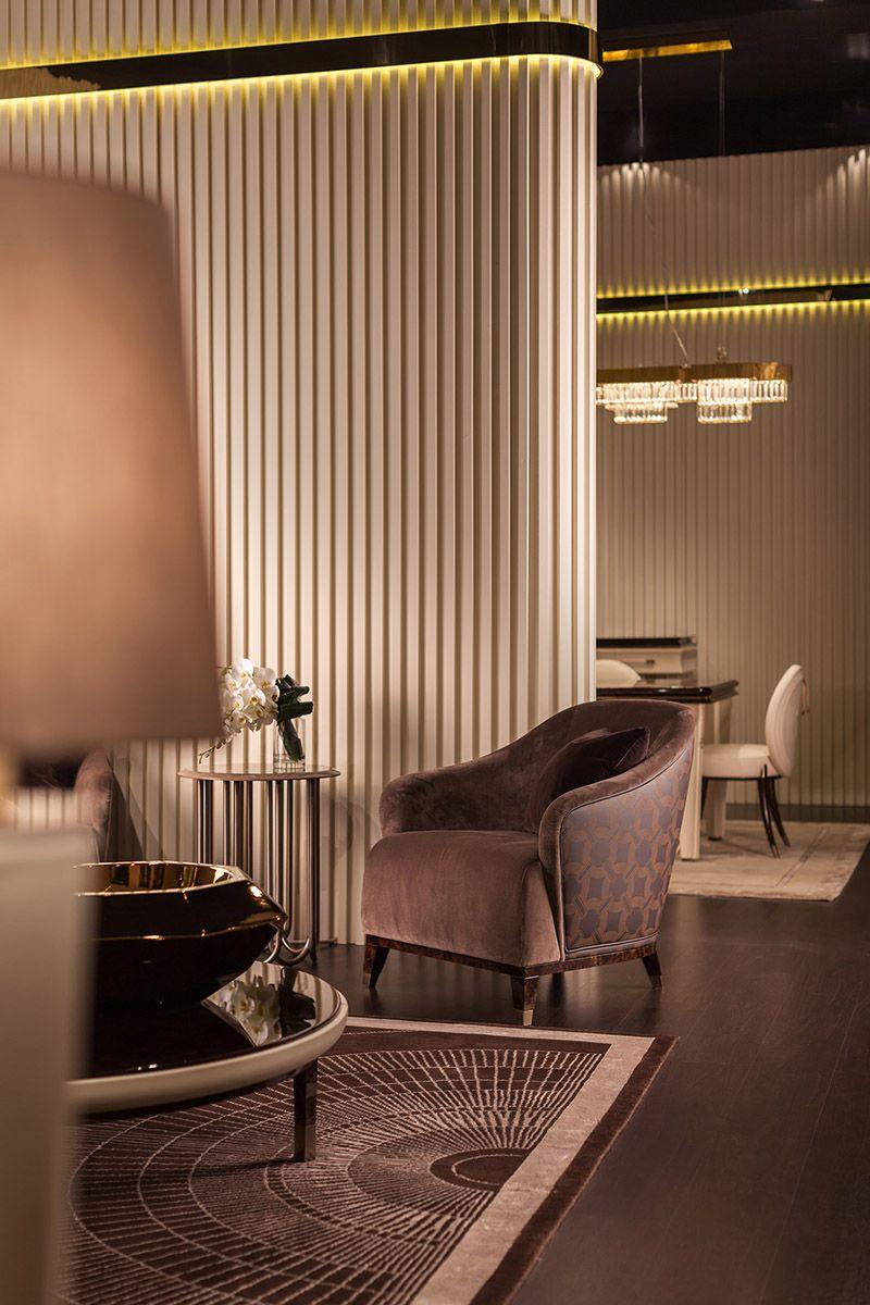 Noir Collection Www.turri.it Italian Luxury Design Armchair