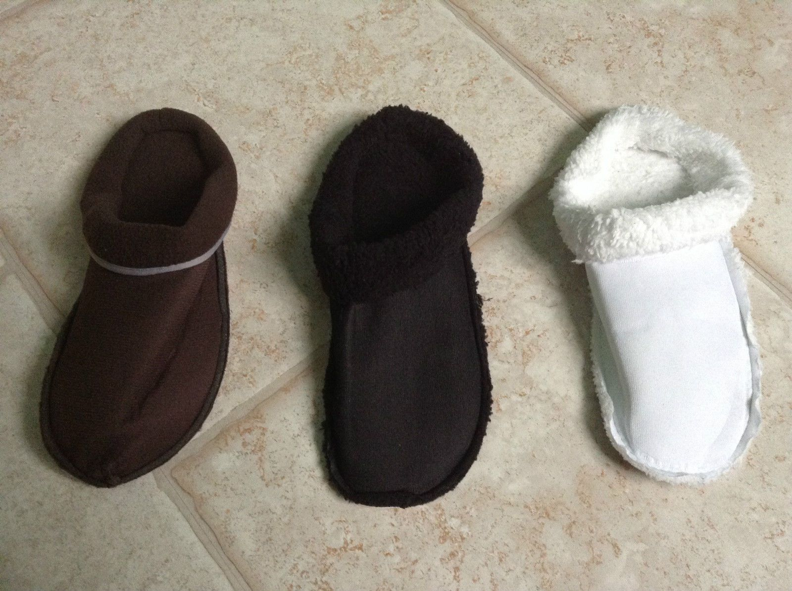 Replacement Liners Insoles Inserts For Crocs Slippers Shoes Clogs White Warm Fur