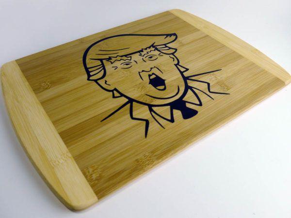 Presidenttrump Inlay Cutting Board 27 Https Goo Gl Lybftr