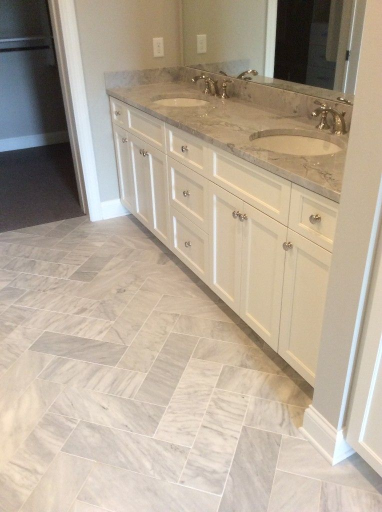 6 X 18 Herringbone Tile Pattern With Images Best Bathroom