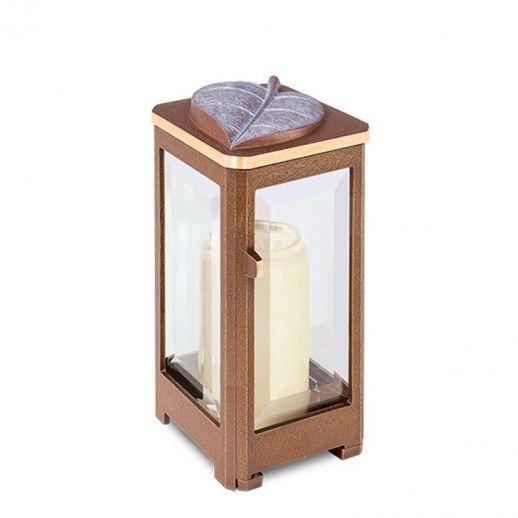 GRABLATERNE EDELSTAHL LATERNE GRABLICHT GRABLAMPE GRABSCHMUCK GRABSTEIN LAMPE