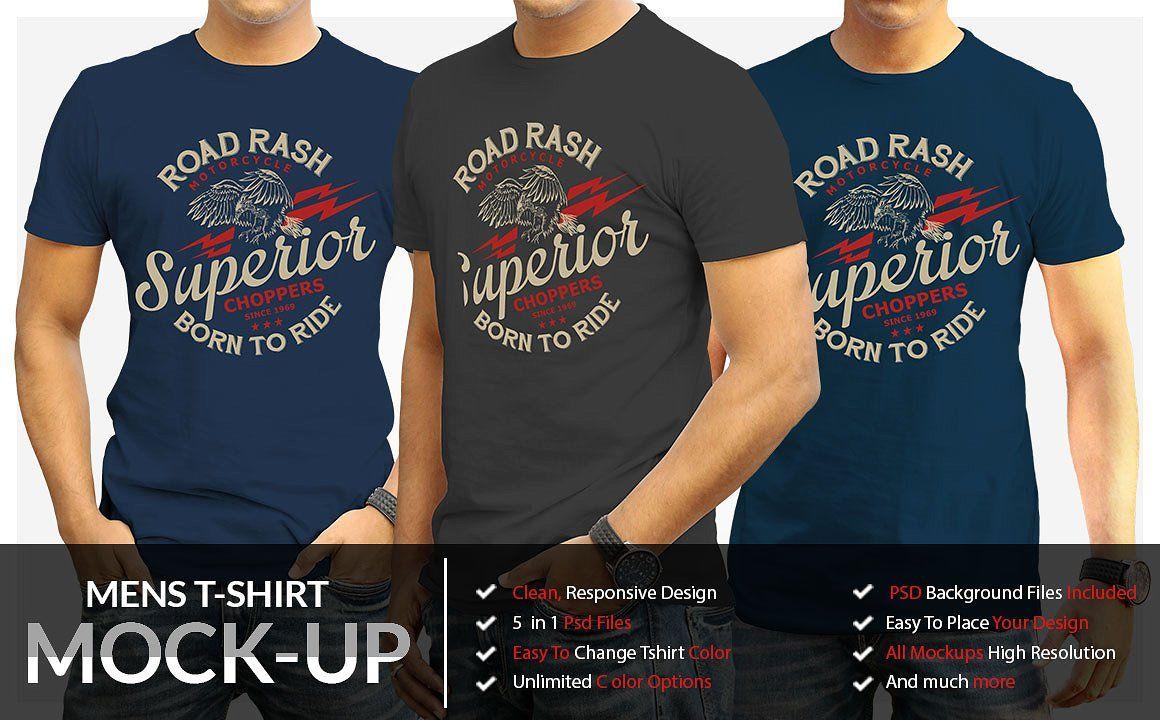 Download Mens Tshirt Mockup Vol 1 1 Mens Tshirts Shirt Mockup Tshirt Mockup