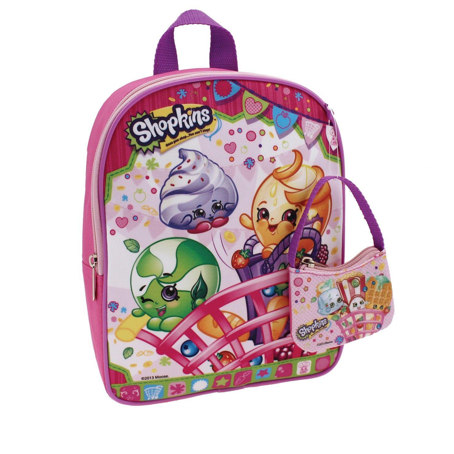 Shopkins coloring book target - Backpack Shopkins Target