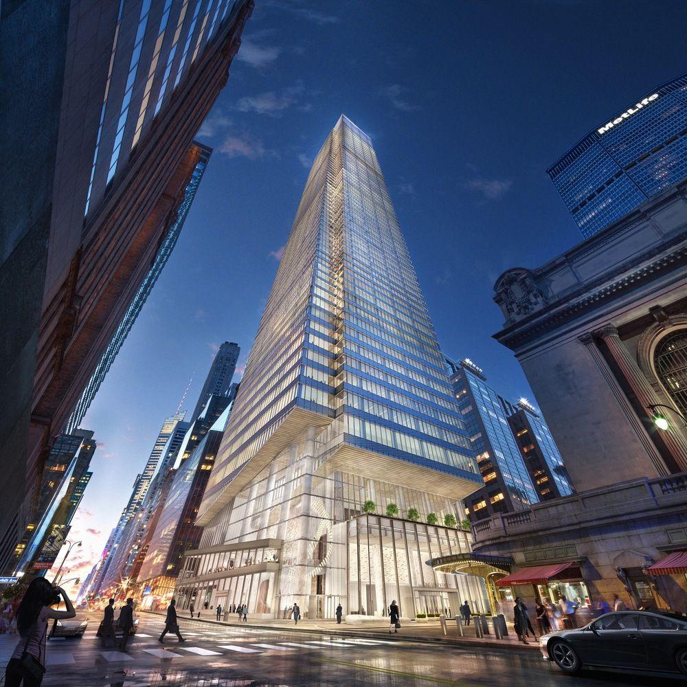 Galeria Arquitectonica: Galería De Comienza Construcción De La Segunda Torre Más