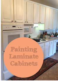 The ragged wren : Painting Laminated Cabinets | Laminate ...