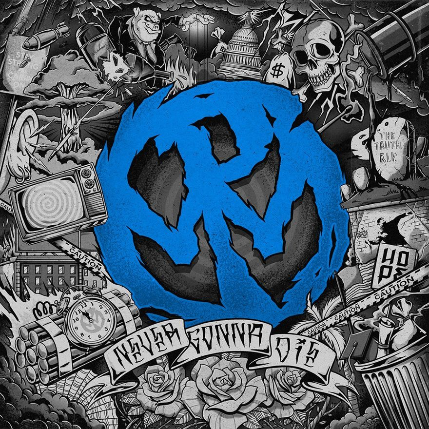 Pennywise Never Gonna Die (Epitaph Records) Pennywise