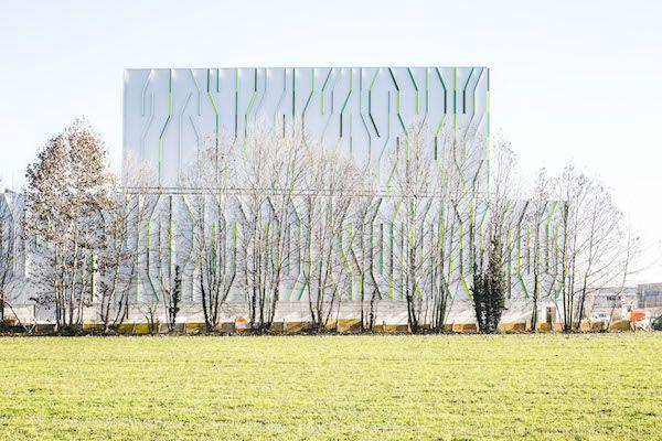 Fili d'erba di Cino Zucchi per il magazzino Pedrali. | WOW! (Ways Of Working)…