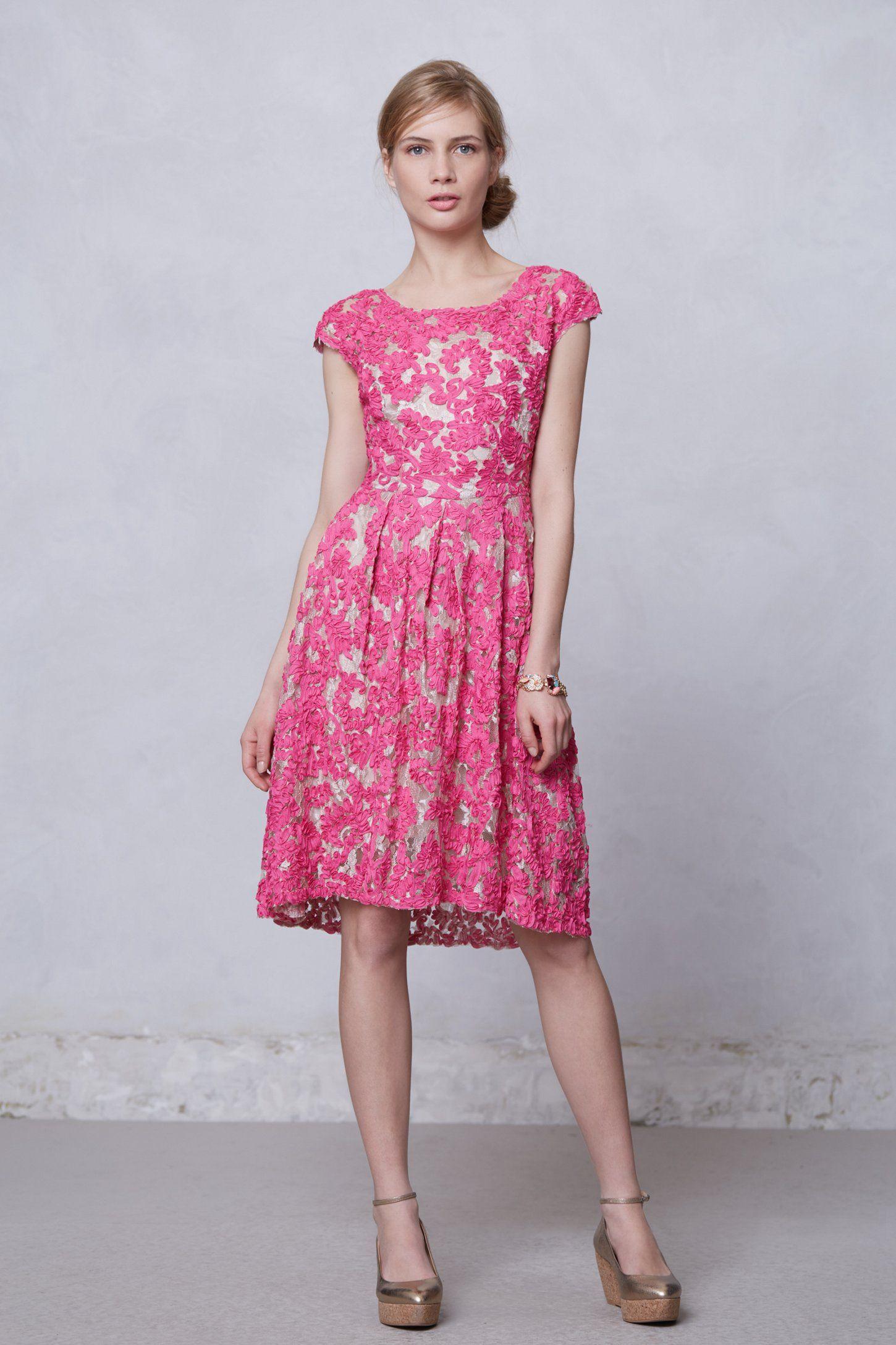 Anthropologie - Jardim Lace Dress | Frock Me | Pinterest ...