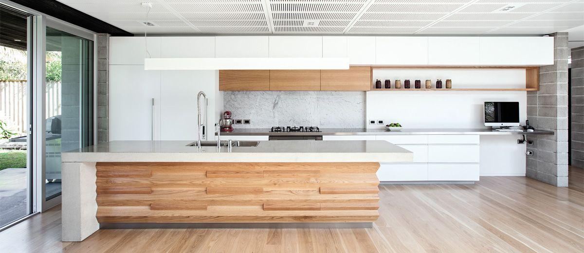 Elegant The Island Kitchen