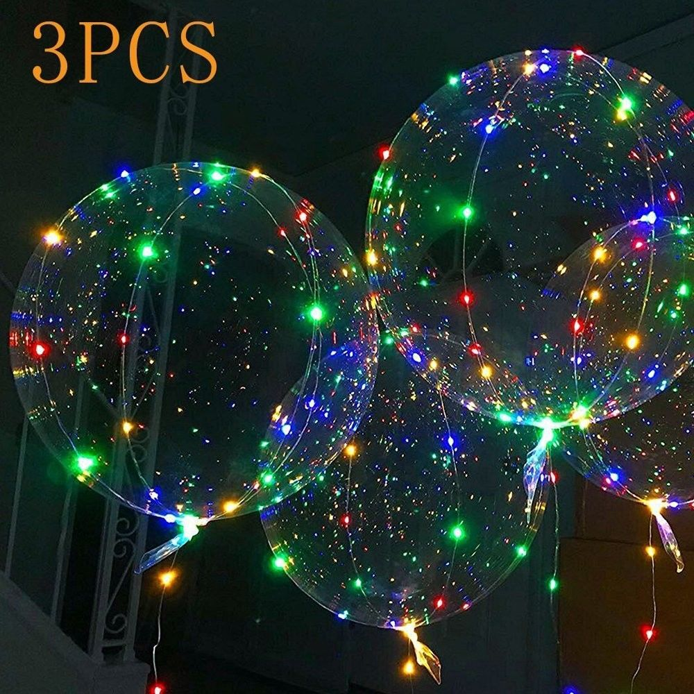 "50 x 10/"" Neon Latex Balloons Birthday Wedding Party Decorations Light Green UK"