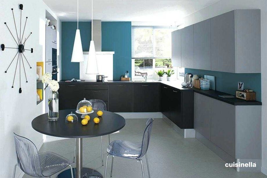 photographie cuisine couleur bleu gris images de cuisine couleur