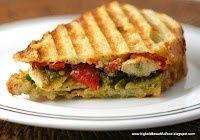Chicken Pesto Panini family-recipes