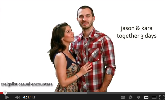 online dating commercial funny