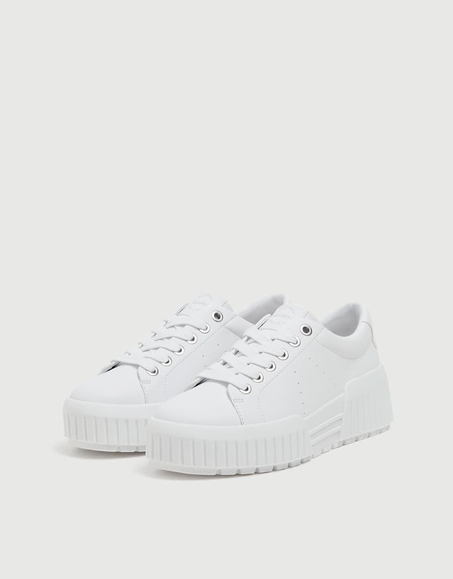 platform soles - pull\u0026bear | Zapatillas