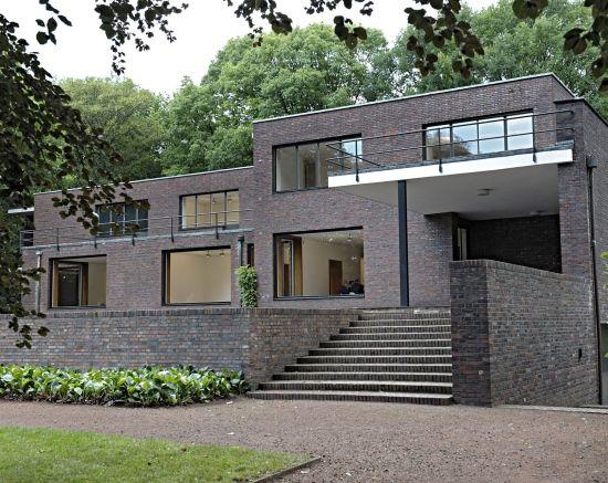 Simple Haus Lange Mies van der Rohe Krefeld