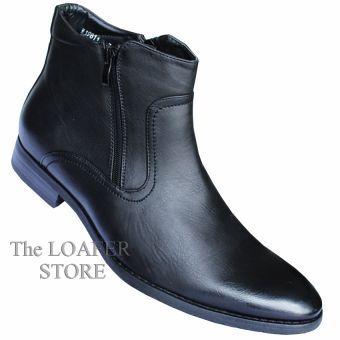 Fernando Melo Formal And Gentle Men's Boot - Black