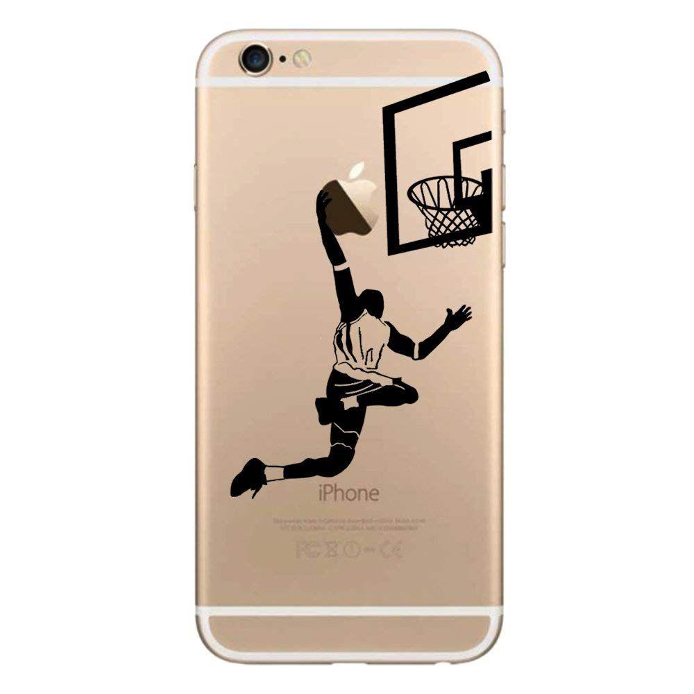 iphone 6 case basketball dunk