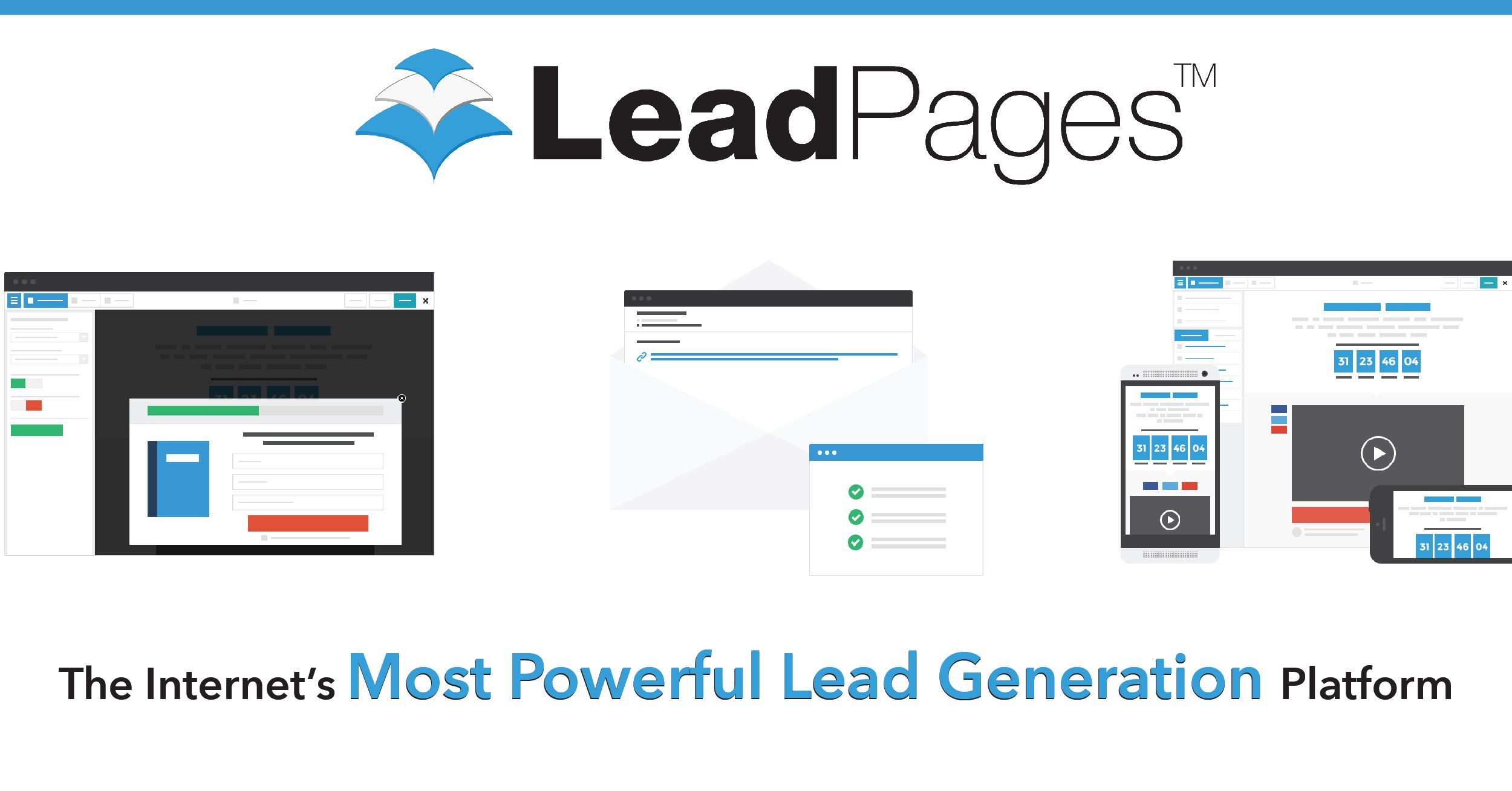 Leadpages The Internet S Most Powerful Solution For Lead Gen