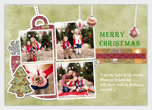 Happy Christmas Day Card