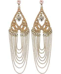 Gorgeous gold Lipsy cascade earrings <3 #BENEFIT4MW | Jewellery ...