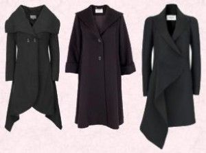 Images of Designer Winter Coats - Reikian