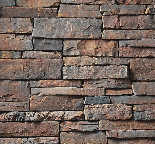 cultured stone veneer cultured country ledgestone shale veneer 29054