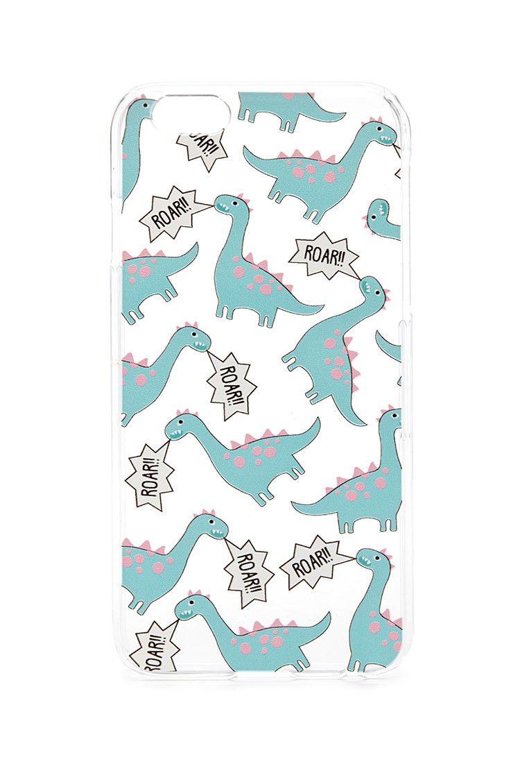 coque iphone 6 dinosaure
