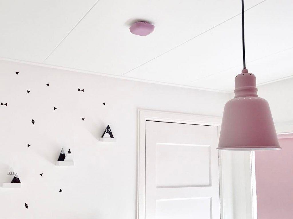Lamp Kinderkamer Design : Jalo kupu rookmelder jalo helsinki scandinavisch design fire