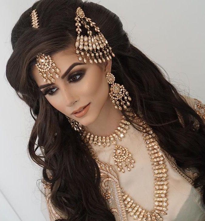 Pinterest Pawank90 Pakistani Bridal Makeup Pakistani Bridal