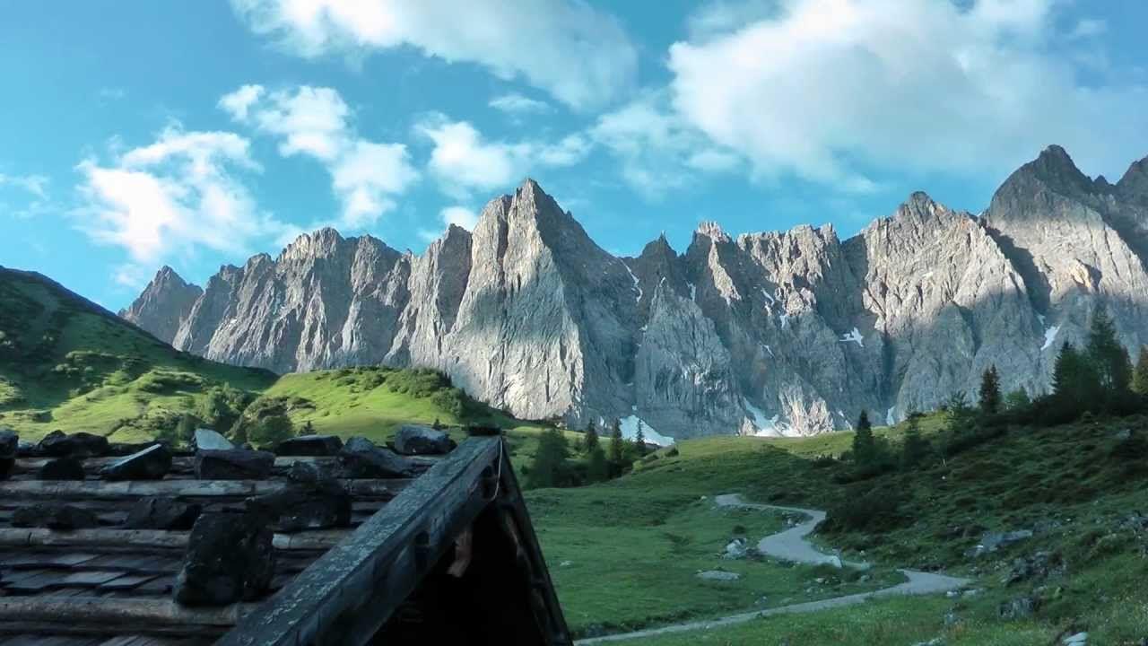 Alpenwelt Karwendel Sommer (Langversion)
