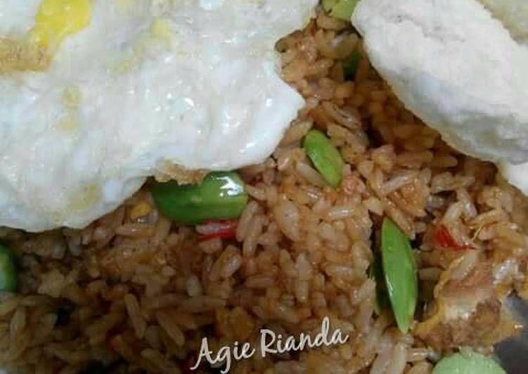 Resep Nasi Goreng Terasi Pete Spesial Oleh Teh Agie Resep Makanan Dan Minuman Resep Resep Masakan