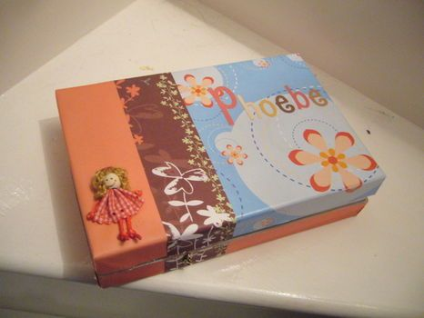 How To Decorate Boxes Jewellery Box  Decorate Box Box And Shoebox Ideas