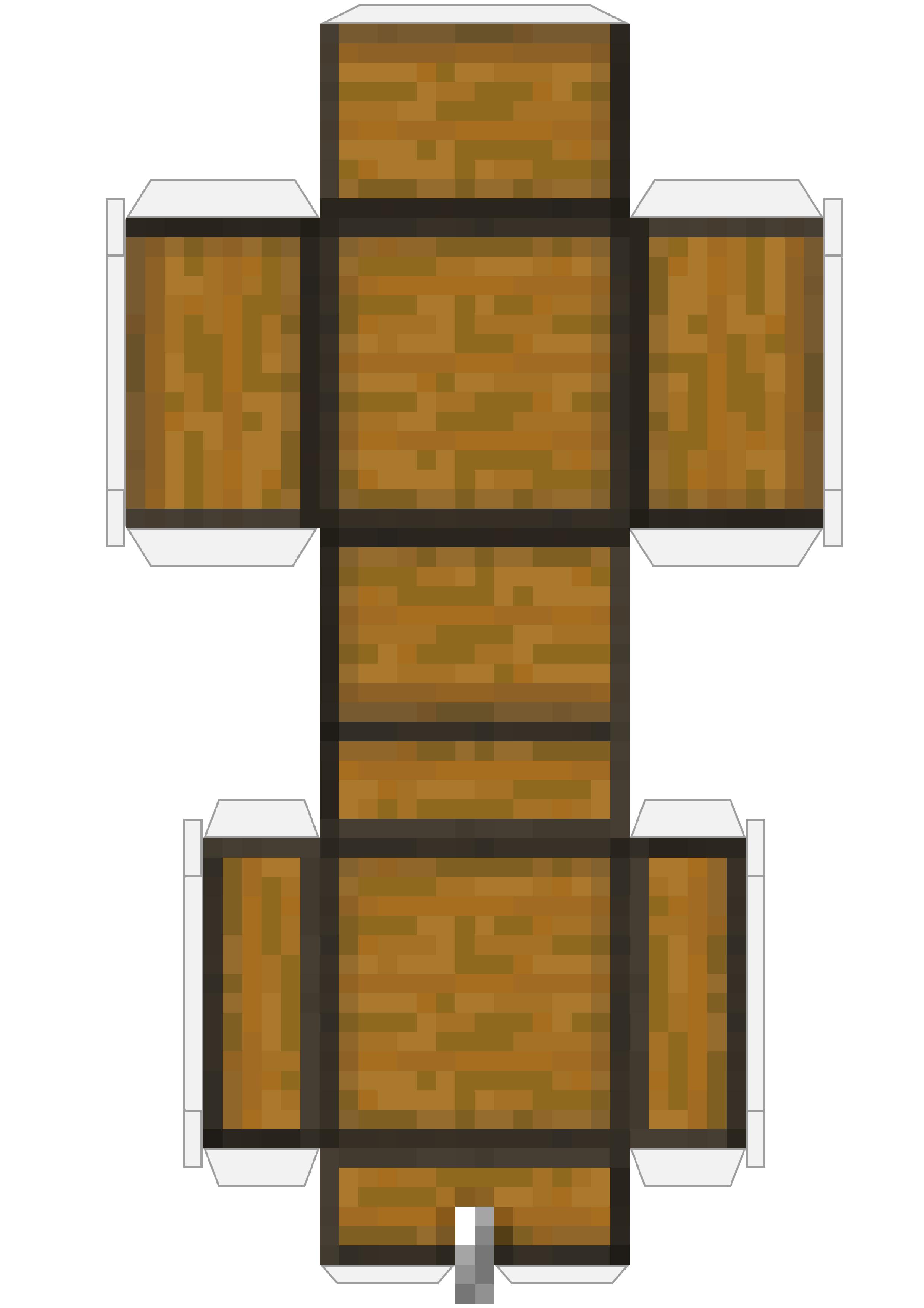 Papercraft chest | Bob Minecraft stuff | Pinterest ...