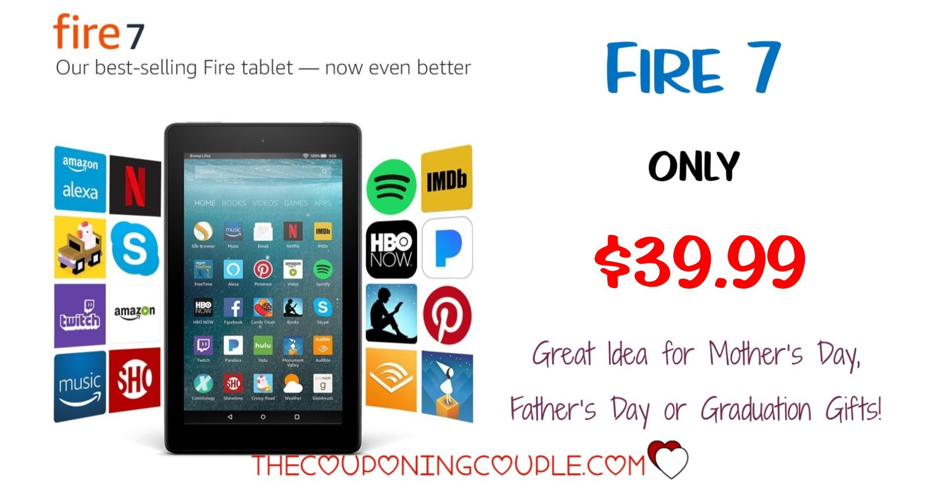 Best price kindle fire with alexa 3999 shipped