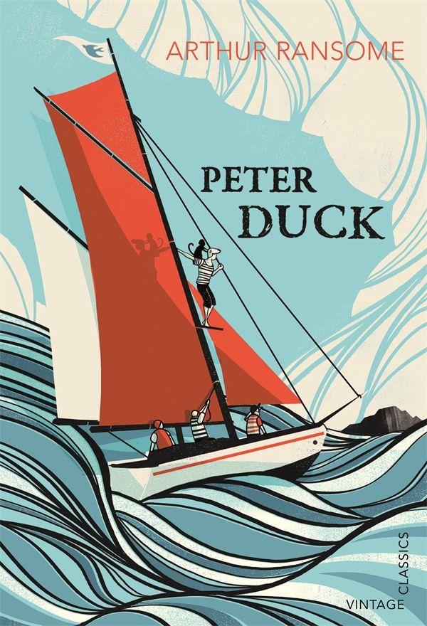 Peter Duck, Arthur Ransome, design Pietari Posti