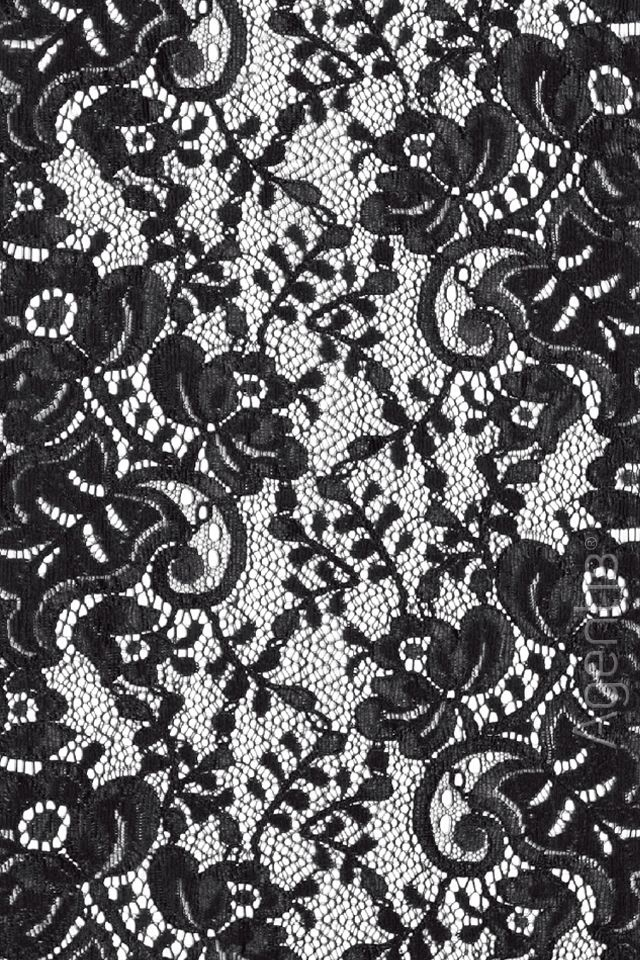 Black Lace Feminine Iphone 5 Wallpaper Lace Wallpaper Lace Iphone Wallpaper Iphone Background Pattern